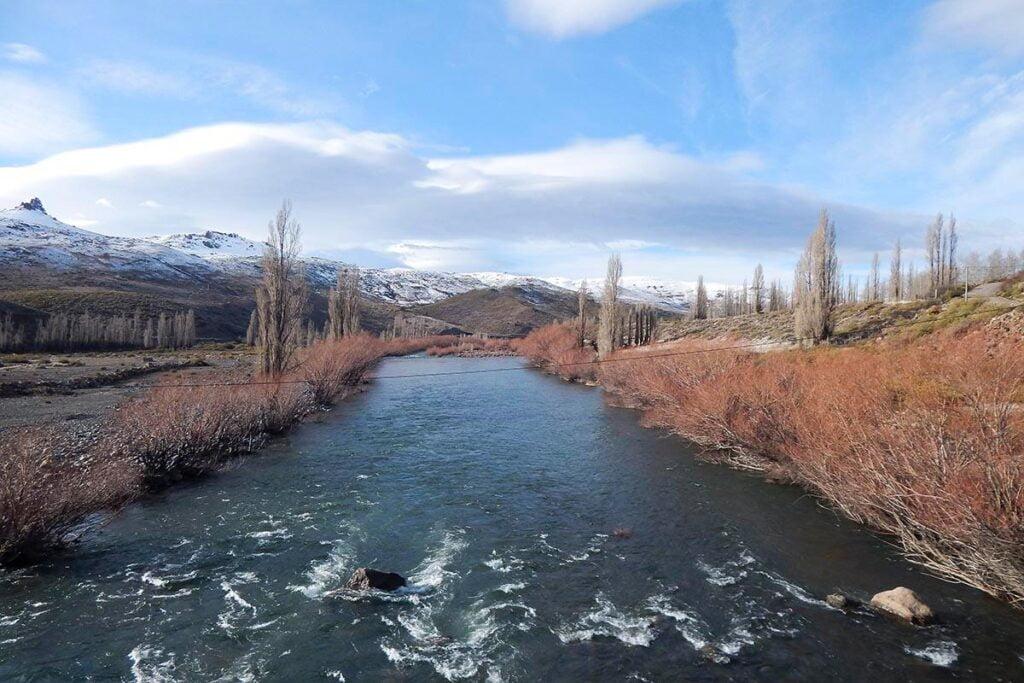río nahueve